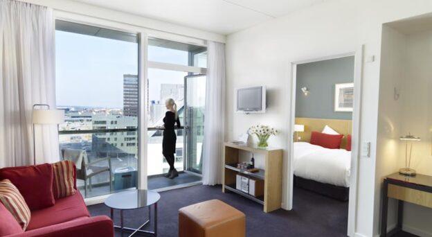 Hotel København Adina Apartment Hotel Copenhagen Amerika Plads 7 2100 København Ø.