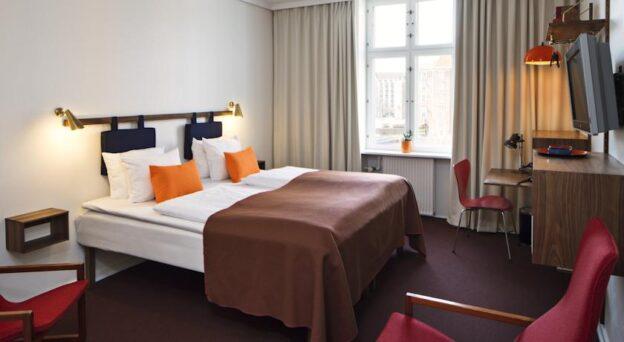 Hotel København Alexandra Hotel H. C. Andersens Boulevard 8 1553 København K.