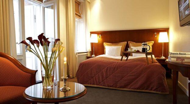 Hotel København Ascot Hotel & Spa Studiestræde 61 1554 København V.