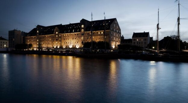 Hotel København Copenhagen Admiral Hotel Toldbodgade 24-28 1253 København K.