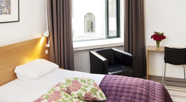 Hotel København Copenhagen Crown Vesterbrogade 41 1620 København V.