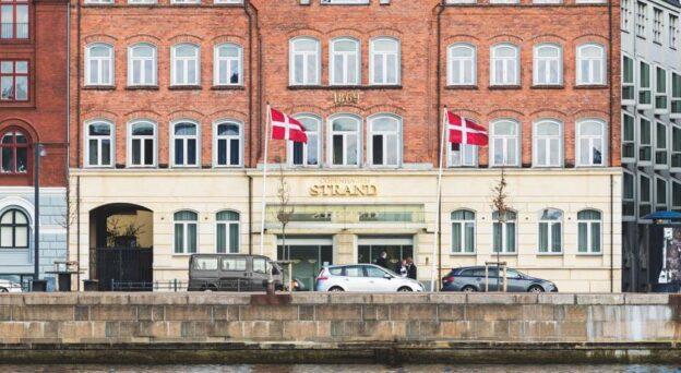 Hotel København Copenhagen Strand Havnegade 37 1058 København K.