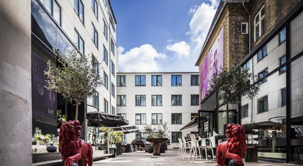 Hotel København First Hotel Twentyseven Løngangstræde 27 1468 København K.
