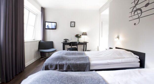 Hotel København Hotel Christian IV Dronningens Tværgade 45 1302 København K.