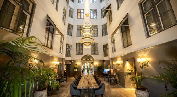 Hotel København Hotel Skt. Annæ Sankt Annæ Plads 18-20 1250 København K.