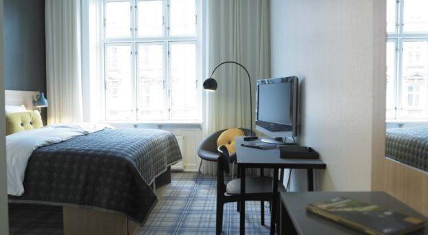 Hotel København Ibsens Hotel Vendersgade 23 1363 København K.