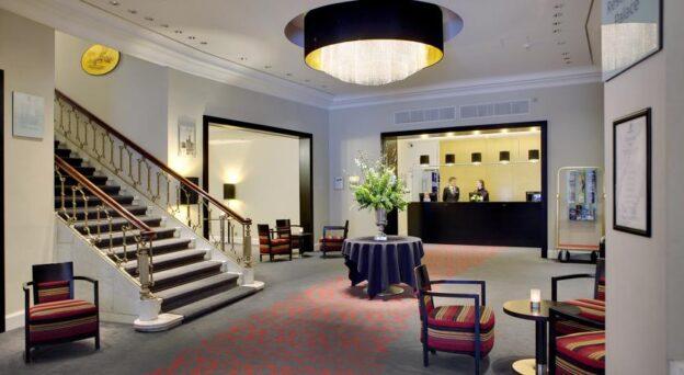 Hotel København Scandic Palace Hotel Rådhuspladsen 57 1550 København V.